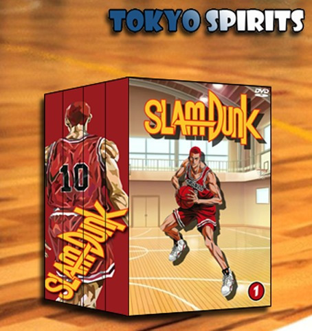 Slam Dunk [coleccion Completa] [8 Dvds]