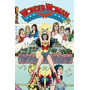 Wonder Woman By George Perez Omnibus Dc Superman