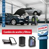 Cambio Aceite Filtro P/ Peug 208 1.6 Cuo S/int Service Bosch
