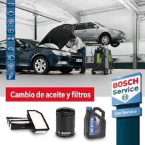 Cambio Aceite Y Filtros Corolla 12 Service Bosch