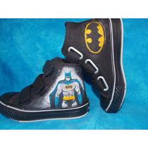 Zapatillas Pintadas Batman