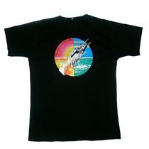Remera Pink Floyd Vintage Look Distress Gastado Retro Wish
