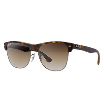 Anteojos Sol Ray Ban Rb4175 Clubmaster Oversized Carey Marro