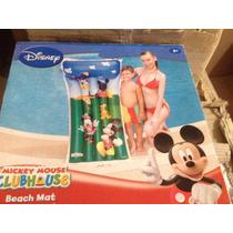 Manta De Pileta Mickey Mouse 6 Unidades