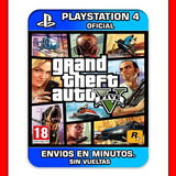 Gta 5 V Ps4 Grand Theft Auto V Digital Promo |2|