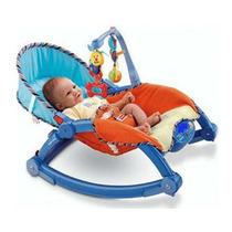 Silla Mecedora Bebes E Infantes Con Vibracion Zippy Toys