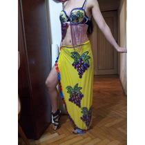 Traje De Odalisca, Belly Dance, Danza Arabe