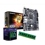 C69 Combo Actualizacion Pc Intel Core I5 + Mother + 8gb Mexx