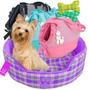 Patrones Imprimibles De Bolsos Camas Y Juguetes Para Perros