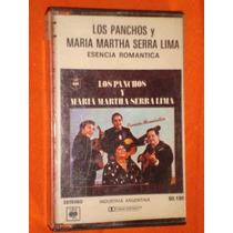 Los Panchos Y Maria Martha Serra Lima * Esencia Romantica *