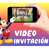 Busca Invitaciones Tarjeta Digitales Infantiles Whatsapp