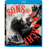Blu-ray : Sons Of Anarchy: Season 3 (widescreen, Subtitled,.