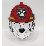 Máscara Protectora Infantil Lol Patrulla Canina
