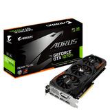 Placa Video Nvidia Gigabyte Gtx 1070ti 8gb Ddr5 Aorus Gaming
