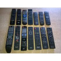 Controles Remotos Originales Tv Lcd Led Samsun Sony Lg Y +