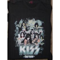 Remera Kiss - Tour