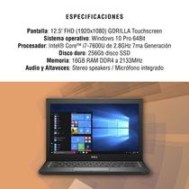 Notebook Dell Latitude E7280 I7 16gb 256gb 12.5 C/detalles