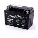 Bateria Moto Yuasa Yt9a    Compatible Con          Ytx9-bs