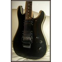 Excelente! Guitarra Cort Kx5 Fr Con Foyd, Push Pull, Funda