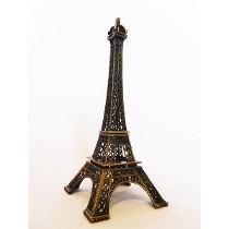 Torre Eiffel 7cm, Adorno De Metal Souvenir Francia Paris