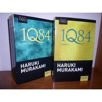 1q84 - Libro 1 2 3 - Haruki Murakami - Bolsillo - Tusquets