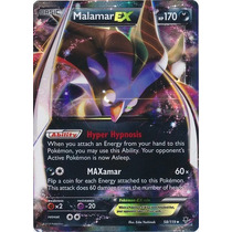 Cartas Pokemon Malamar Ex Mint