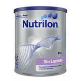 Leche De Fórmula En Polvo Nutricia Bagó Nutrilon Sin Lactosa En Lata De 350g