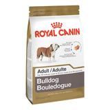 Alimento Royal Canin Breed Health Nutrition Bulldog Perro Adulto Raza Mediana 12kg