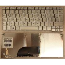 Teclado Netbook Sony Vaio Vpcm120al Parte N° V091978ck1