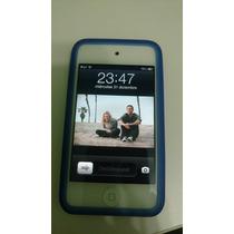 Ipod Touch 4g 8gb Con Film Protector, Funda Y Con Caja
