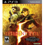 Resident Evil 5 Gold Edition Ps3 Nuevo Paraná, Entre Ríos.