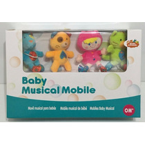 Tw Movil Musical Elodie And Friends Cod Tw-33432