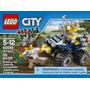 Lego City 60065 Patrulla Policia Atv Patrol - Envio Gratis