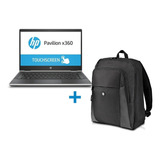 Notebook Hp X360 Touch 14-cd0005la I3 4gb 1tb Win 10 Cuotas