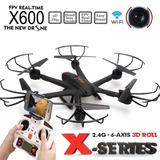 Drone Mini Camara Hd Vivo Mjx X600 Hexacoptero Vuelve A Casa