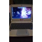 Netbook Exo X352 Atom N450 1gb Ram 150gb Hd Win Xp