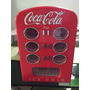 Máquina Expendedora De Gaseosa Vintage Coca Cola Original
