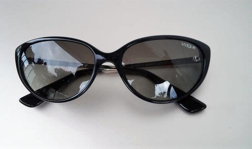 2e6e6a935c Anteojos Lentes De Sol Vogue Mujer Color Negro