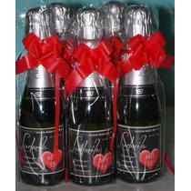 Botellas Personalizadas Champan Chandon Por 187