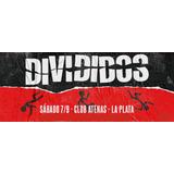 Entradas Campo Divididos Teatro Opera La Plata 7 Septiembre