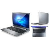 Samsung Ultrabook Intel I5 - 6 Gb - 320 Gb Sata + 32gb Ssd.