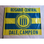 Antigua Bandera De Rosario Central Campeon