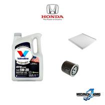 Service Honda Hrv 20k + Escaneo + Revision 20000 Km Aceite F