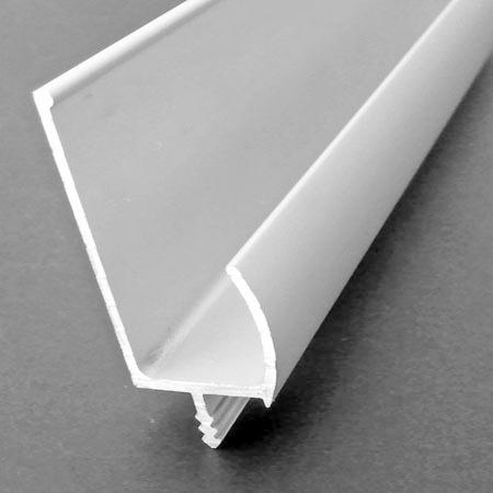 Perfil j manija de aplique aluminio 3 mts con arp n 412 for Cotizacion aluminio argentina