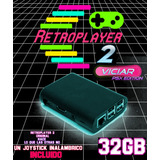 Mini Consola Retro Retroplayer2 Con Joystick Wireless