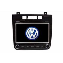 Stereo Dvd Multimedia Volkswagen Touareg Nueva Gps Tv Cam