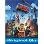 La Gran Aventura Lego (1bd + 1dvd) Blu Ray Original- Almagro