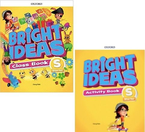 Bright Ideas Starter - Class Book And Activity Book - Oxford