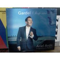 Ariel Ardit Carlos Gardel Sinfonico Cd Nuevo Original
