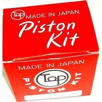 Kit De Piston Y Aro Honda Cr 80 Top Japon 1mm Rpm-1240